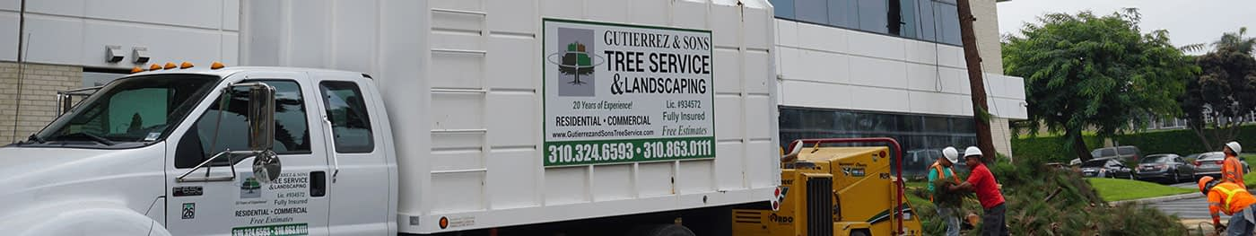 Gutierrez and Sons Tree Service & Landscaping